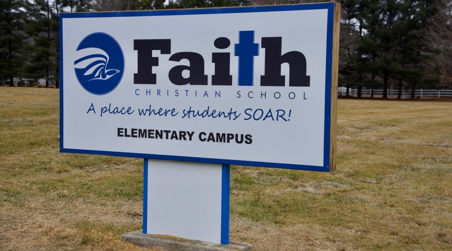 Excitement Grows for the New Faith Christian School Elementary Building