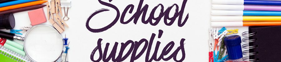 2021-2022 Elementary Supply Lists