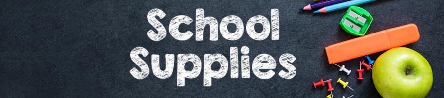 5th-12th School Supply Lists
